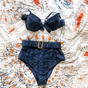 Show Me Your Mumu Bayside swim suit